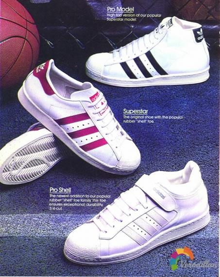 鞋履经典:Adidas Originals Superstar背后的故事图2