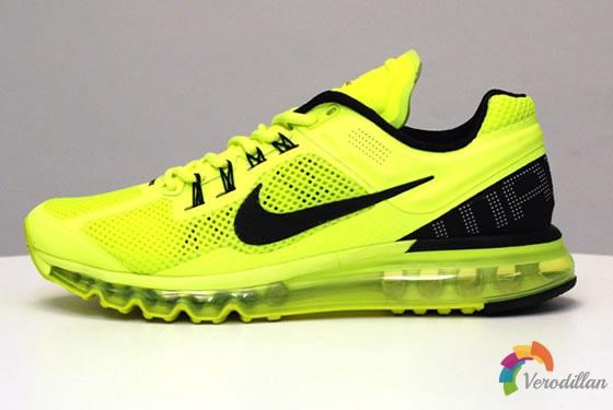 轻质鞋面:Nike Air Max+ 2013深度测评