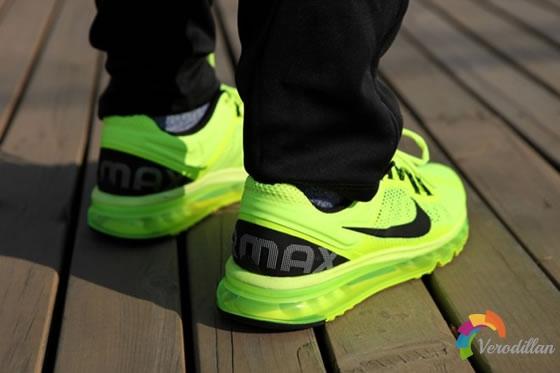轻质鞋面:Nike Air Max+ 2013深度测评图3