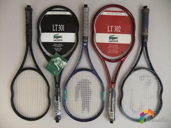 法国队长-Lacoste Equijet LT301网球拍的故事