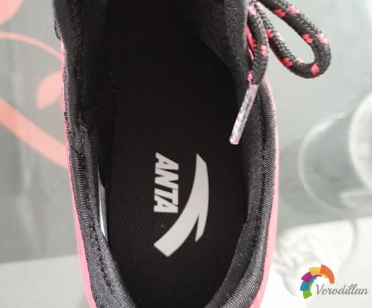 试穿测评:安踏夏季网面休闲跑鞋上脚体验图2