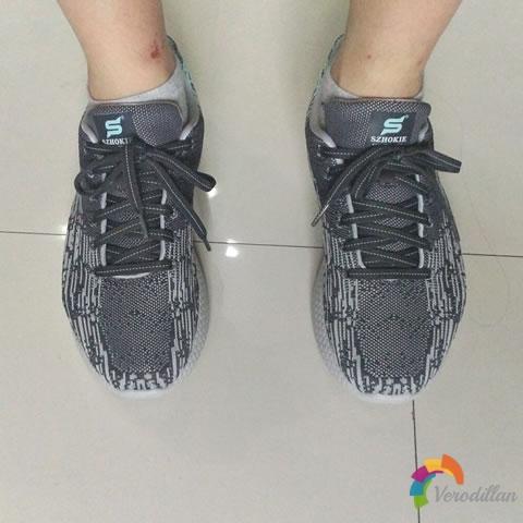 试穿测评:斯可其(SZHOKIE)SZ-M023滑板鞋上脚体验