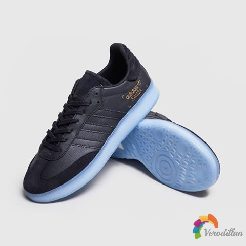 全新风格:Adidas Originals Samba RM运动鞋发布简评