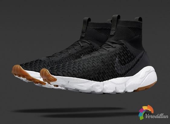 高帮鞋面:Nike Air Footscape Magista鞋款发售简评图1