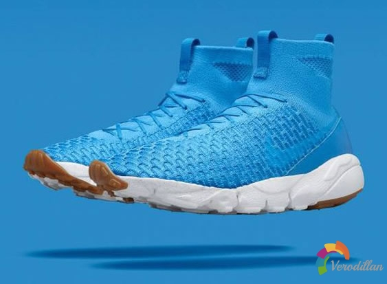 高帮鞋面:Nike Air Footscape Magista鞋款发售简评图2