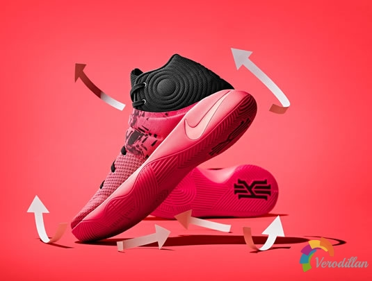 专为控卫打造:Nike KYRIE 2设计解读