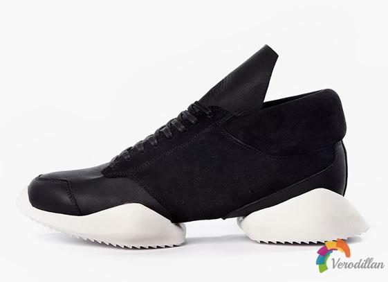 前卫质感:Rick Owens x adidas 2015联名鞋款发售简评