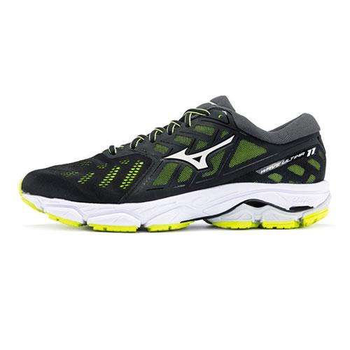 美津浓J1GC190901 WAVE ULTIMA 11男子跑步鞋
