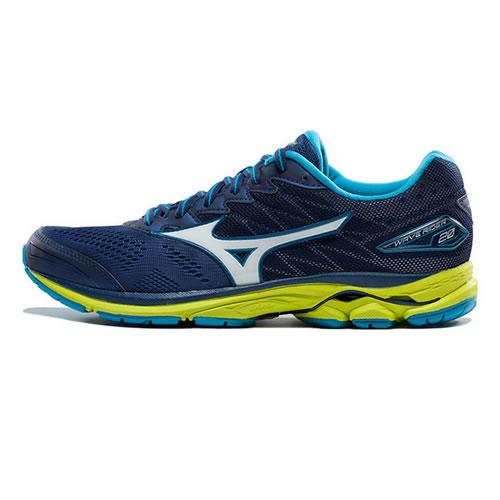 美津浓J1GC170307 WAVE RIDER 20男子跑步鞋图1高清图片