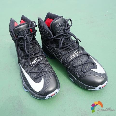 赤黑武士-Nike Lebron 13 Elite简要测评图1