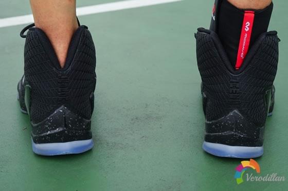 赤黑武士-Nike Lebron 13 Elite简要测评图2