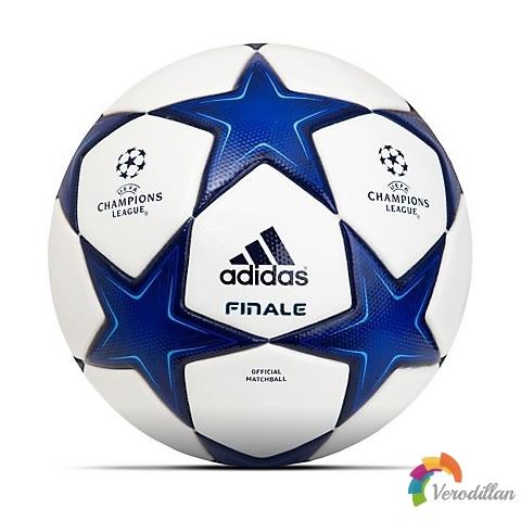 欧冠联赛用球:Adidas Finale 11设计简评