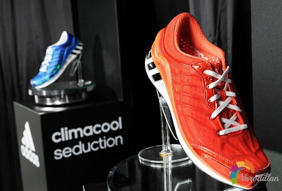 Adidas ClimaCool Seduction跑鞋发售简评