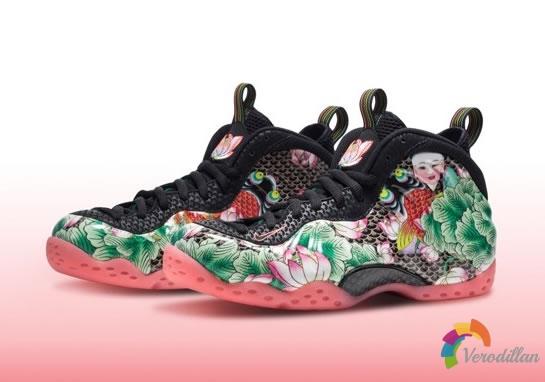 民俗艺术:Nike Air Foamposite One TianJin发售简评