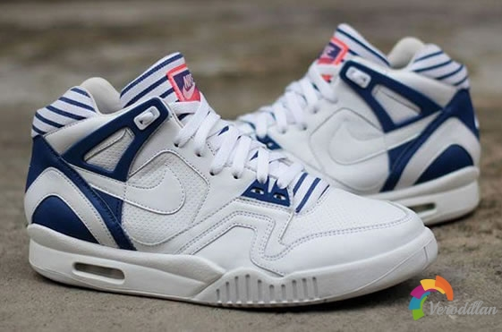 出色质感:Nike Air Tech Challenge II发售简评