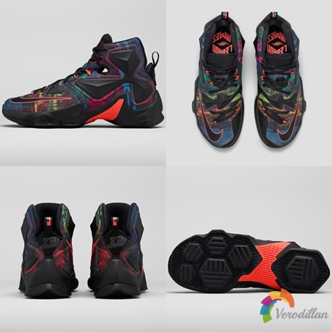 致敬总冠军:Nike LEBRON 13 Akronite Philosophy细节解读