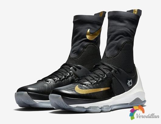 超高内靴:Nike KD 8 Elite Away实战测评图1