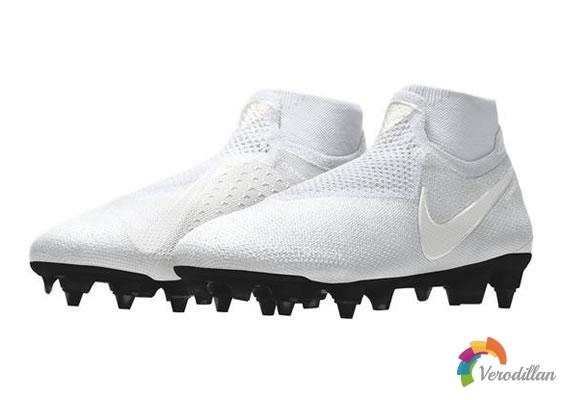 纯白色战靴:Nike Phantom VSN Elite DF iD发售简评