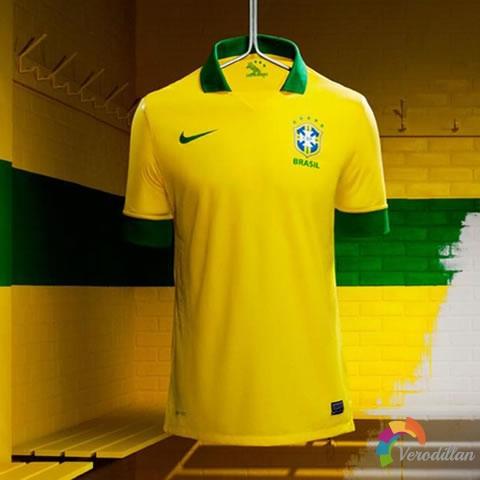 巴西2019女足世界杯主场球衣发布简评