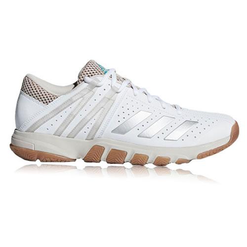阿迪达斯DB2170 Wucht P5男女羽毛球鞋图2高清图片