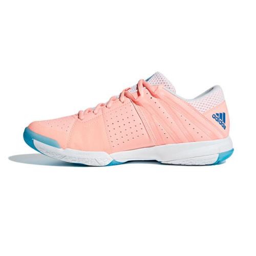 阿迪达斯DA8875 Wucht P5女子羽毛球鞋