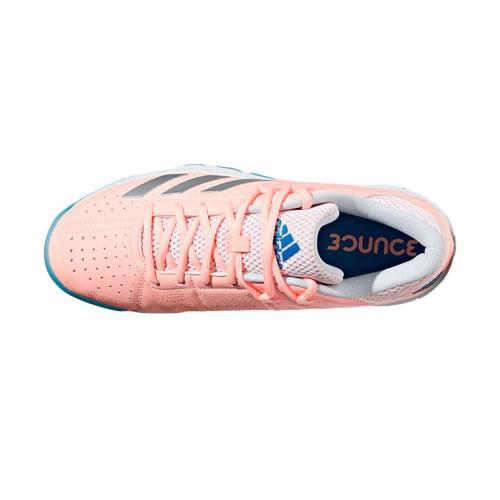 阿迪达斯DA8875 Wucht P5女子羽毛球鞋图4高清图片