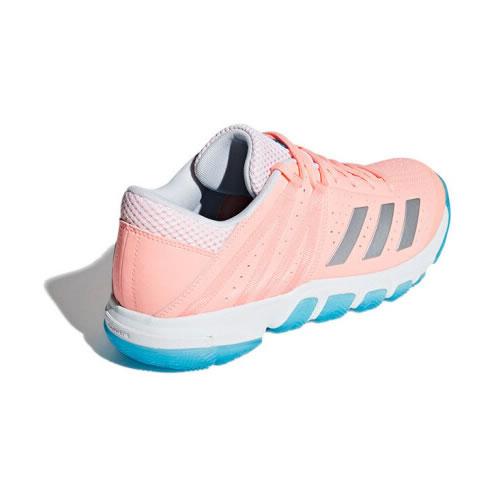 阿迪达斯DA8875 Wucht P5女子羽毛球鞋图3高清图片