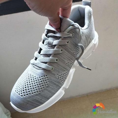 试穿测评:澳布罗意8001透气跑鞋上脚体验