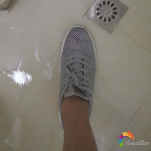 试穿测评:澳布罗意8001透气跑鞋上脚体验图3