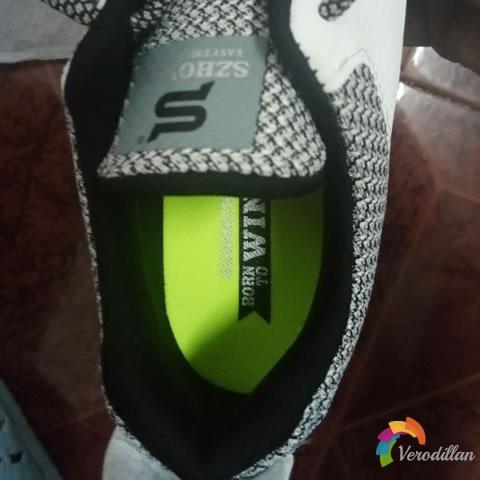 试穿测评:斯可其SZ-M007轻质跑鞋上脚体验图2