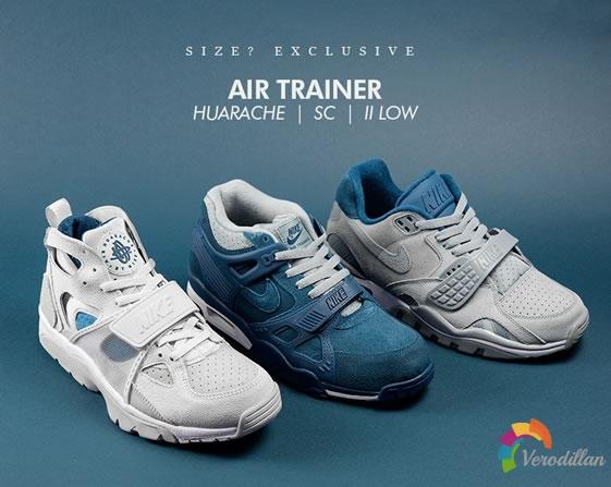 质朴纯色:Nike Air Trainer系列发布简评