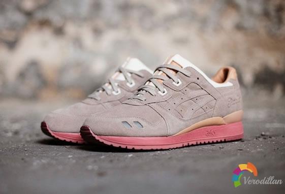 优雅感十足:Packer Shoes x ASICS Gel Lyte III发售简评