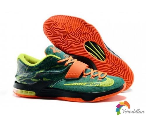 气象纹理:Nike KD 7 Weatherman发售简评