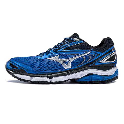 美津浓J1GC174403 WAVE INSPIRE 13男子跑步鞋