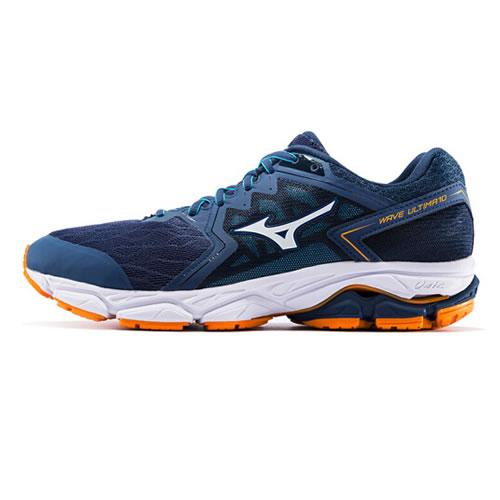 美津浓J1GC180901 WAVE ULTIMA 10男子跑步鞋
