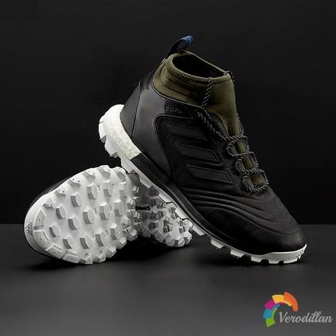 潮味十足:Adidas Copa MID GTX TR足球休闲鞋