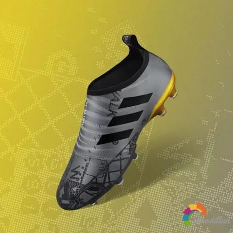 Adidas为纽约与洛杉矶推出特别版Glitch外靴