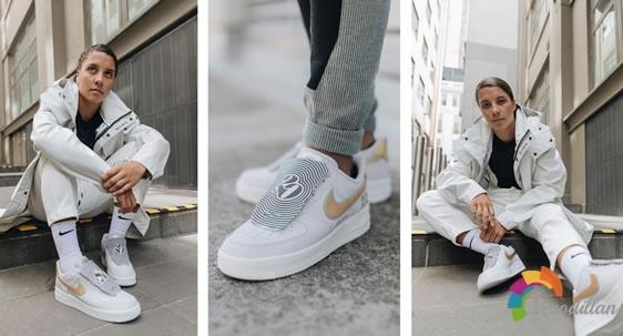 萨姆克尔特别版:Nike Air Forece 1 SK20解读