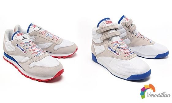 MAISON KITSUNE x Reebok 2015合作鞋款发售简评