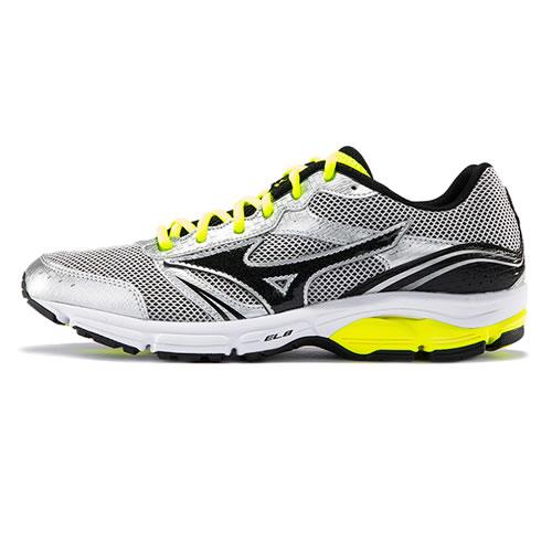 美津浓J1GR151302 WAVE IMPETUS 3男子跑步鞋