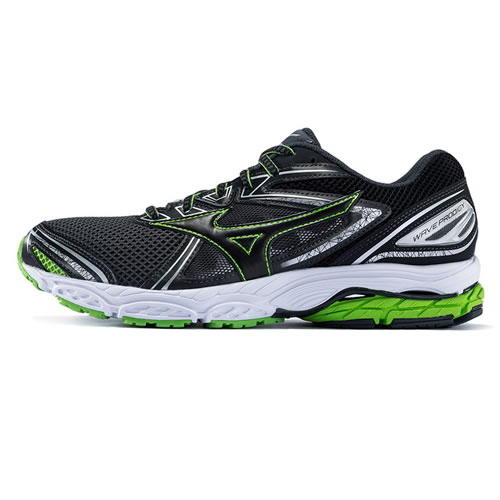 美津浓J1GC171009 WAVE PRODIGY男子跑步鞋