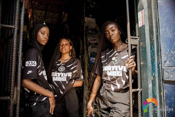 非洲雄鹰:Nike Native Mag限量版球衣发布简评
