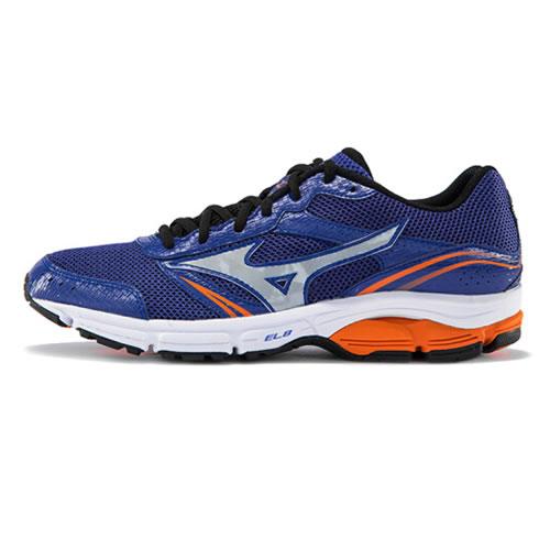 美津浓J1GE151307 WAVE IMPETUS 3男子跑步鞋