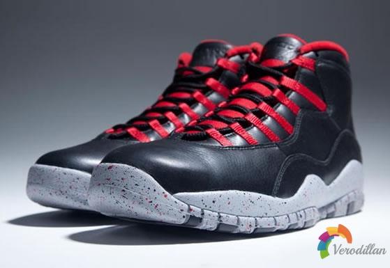 Public School x Air Jordan 10联名细节简评