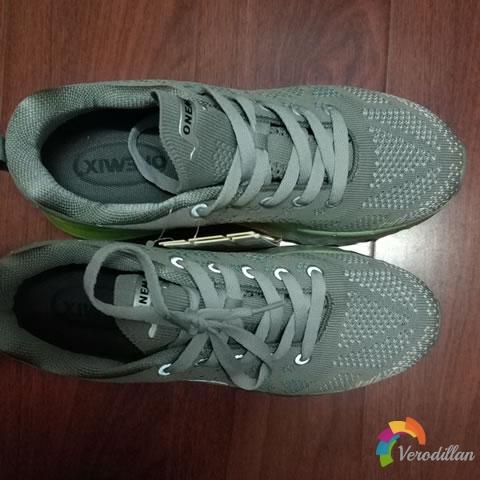 试穿测评:玩觅(onemix)OM154411跑鞋试用体验
