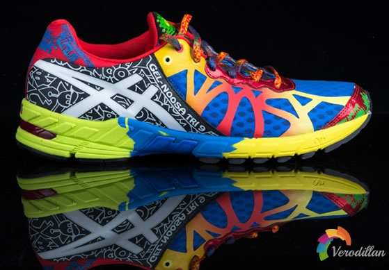 鞋中异类:ASICS Gel Noosa Tri 9跑鞋开箱报告