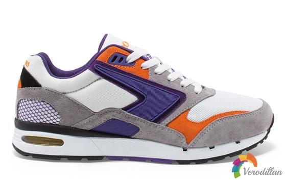 复古跑鞋:BROOKS FUSION鞋款发售简评