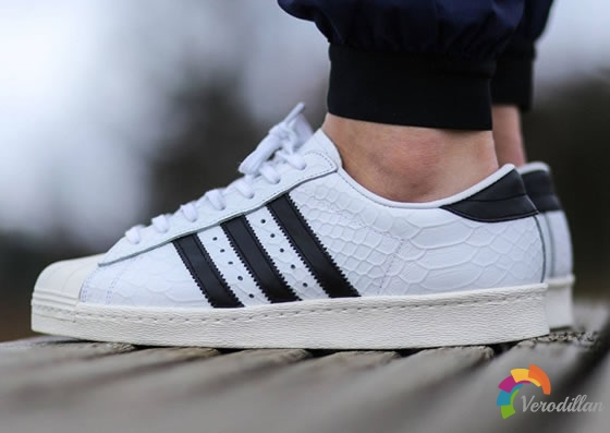 浓厚复古风:Adidas Originals by HYKE Superstar发售简评