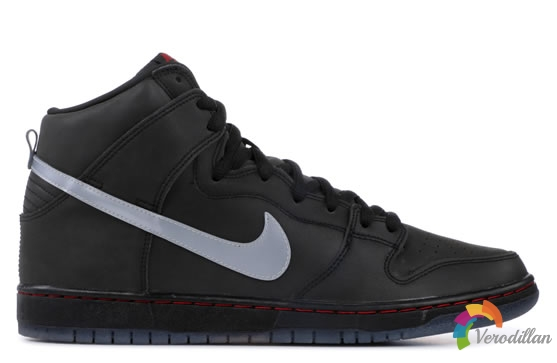 Nike SB Dunk Hi Premium QS 3M发售简评