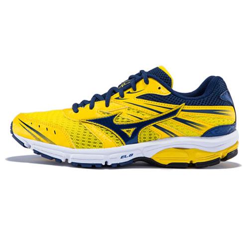 美津浓J1GR159805 WAVE ZEST男子跑步鞋